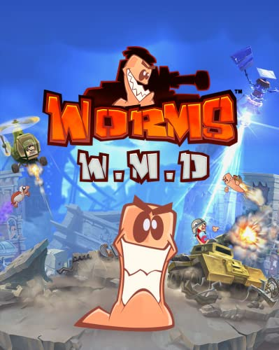 Worms W.M.D [PC/Mac Code - Steam]