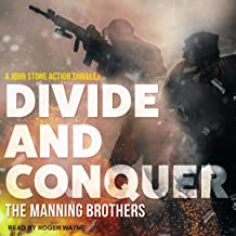 Divide and Conquer: A John Stone Action Thriller, Book 2