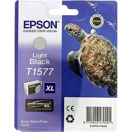 EPSON T1579 R3000 INKJET CART LT LT BLK