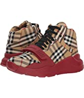 Burberry - Regis High Top Sneaker