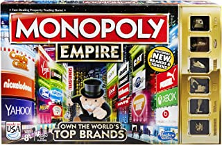 Monopoly Empire - Family Board Game
