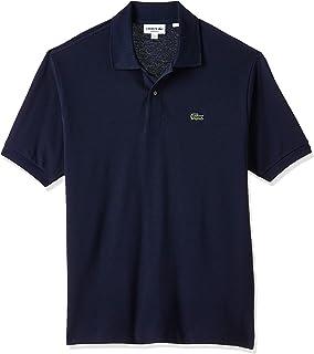 Lacoste Classic Fit L.12.12 Polo Shirt, Color: American Black, Size: XL
