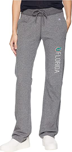 Florida Gators University Fleece Open Bottom Pants