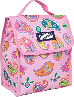 Wildkin Kids Insulated Lunch Bag for Boys and Girls, Perfect Size for Packing Hot or Cold Snacks for School and Travel, Patterns Coordinate with Our Backpacks and Duffel Bags