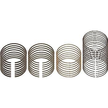 Hastings 6143020 4-Cylinder Piston Ring Set