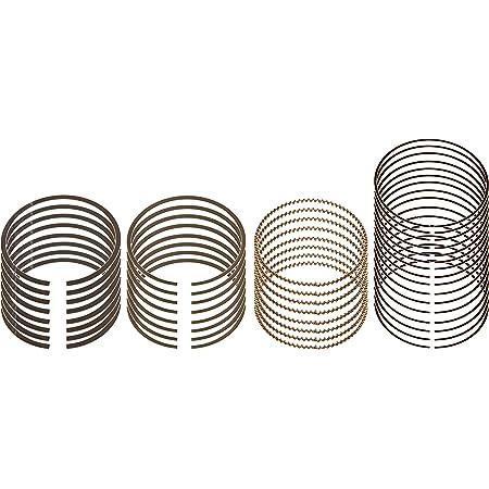 Hastings 2M592S020 Single Cylinder Piston Ring Set