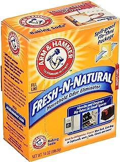 Arm & Hammer Fresh-n-natural Household Odor Eliminator 14 Oz (3)