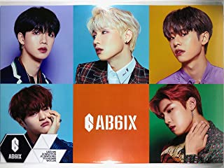 AB6IX エイビーシックス グッズ / A3 ポスター 12枚 + ステッカー シール 1枚セット - A3 Size Poster 12sheets + Sticker 1sheet [TradePlace K-POP 韓国製]