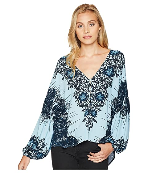 b43d3fb99ea6d Free People Birds of a Feather Top at Zappos.com