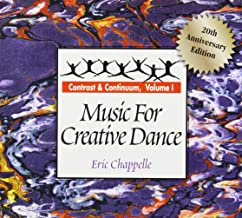 Music for Creative Dance: Contrast and Continuum 1