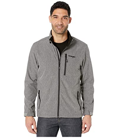 Wrangler Trail Jacket (Grey Heather) Men
