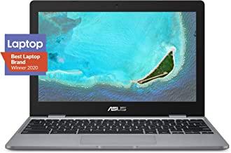 "ASUS Chromebook C223 Laptop- 11.6"" HD 1366x768 Anti-Glare Display, Intel Dual-Core Celeron N3350 Processor (Up to 2.4GHz) ..."