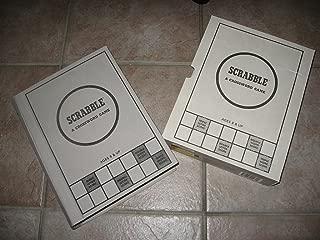 Scrabble Classic Collector's Edition
