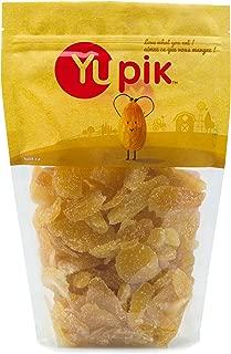 Yupik Crystallized Ginger Slices, 2.2 Pound