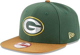 c94324e2404 New Era NFL Gold Collection Gold Visor 9FIFTY Original Fit Snapback Cap