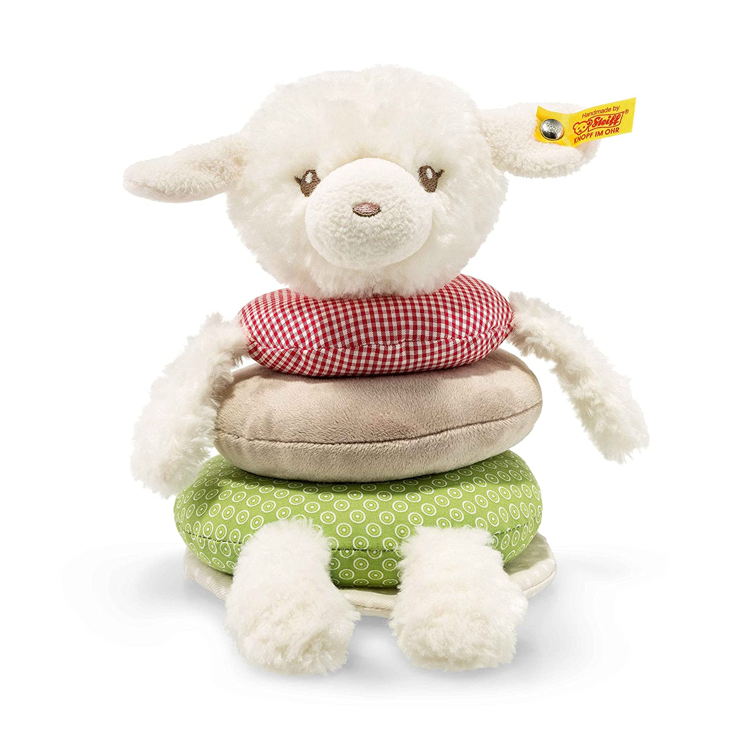 Steiff Happy Farm Lambaloo Lamb Stacking Rings
