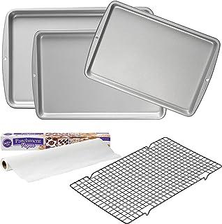 Wilton Supplies, 5-Piece Essential Cookie Baking Quality Value Set, 2109-3673, Assorted