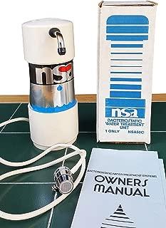 NSA 50C Countertop Water Filter