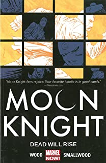 Moon Knight, Vol. 2: Dead Will Rise by Brian Wood (28-Apr-2015) Paperback