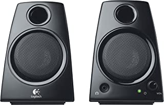 Logitech® Speakers Z130 - Black - Analog - PLUGC - EMEA - EU
