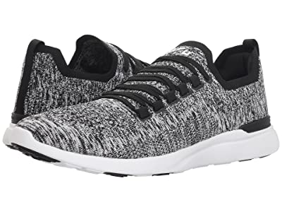 Athletic Propulsion Labs (APL) Techloom Breeze (Black/White/Melange) Men