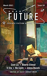 Future Science Fiction Digest Issue 10 (English Edition)