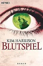 Blutspiel: Die Rachel-Morgan-Serie 2 - Roman (Rachel Morgan Serie) (German Edition)