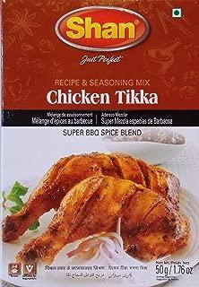 Shan, Seasoning Mix Chicken Tikka Bx, 1.76-Ounce (Pack of 6)