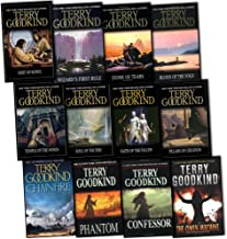 The Sword of Truth, 12 Book SET: Debt of Bones + Wizard's First Rule + Stone of Tears + Blood of the Fold + Temple of the Winds + Faith of the Fallen + Soul of the Fire + The Pillars of Creation + Nak