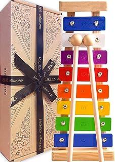 comprar comparacion Xilófono - Los juguetes de madera son un gran juguete musical