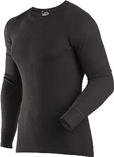 Men's Enthusiast Single Layer Long Sleeve Crew Neck Base Layer Top