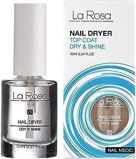 La Rosa nail medic dryer secador de uñas secador y abrillantador de uñas - 10 ml