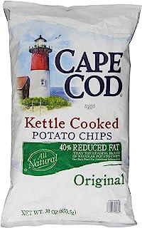 Cape Cod Original Reduced Fat Potato Chips, 30 Ounce
