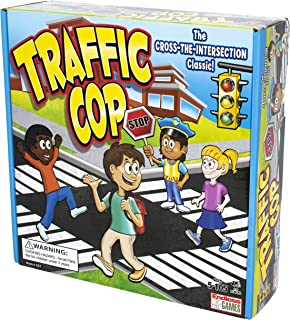 Traffic Cop: The School Yard Game of Stop and Go