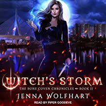 Witch's Storm: Bone Coven Chronicles Series, Book 2