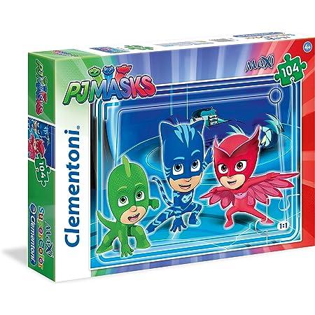 Clementoni Puzzle de 104 PJ Masks 23989
