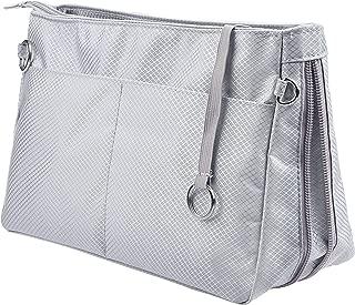 Vercord Expandable Nylon Handbag Purse Organizer Insert Shaper Bag In Bag 3 Size