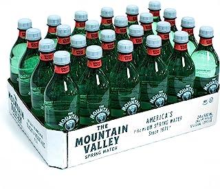 500 ML Spring Water in Plastic