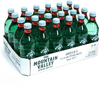 500 ML Spring Water in Plastic