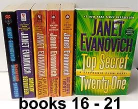 Stephanie Plum Novels Books: 16 -21 ( 6 Book Set)