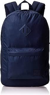 Herschel Heritage Mid-Volume Unisex Backpack, Navy Blue