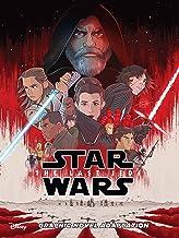 Star Wars: The Last Jedi Graphic Novel Adaptation (Star Wars: Graphic Novel Adaptations)