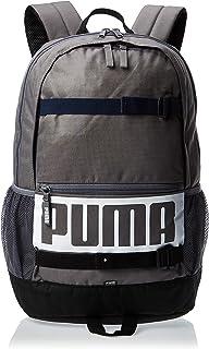 Puma Deck Backpack Castlerock Grey Bag For Unisex, Size One Size