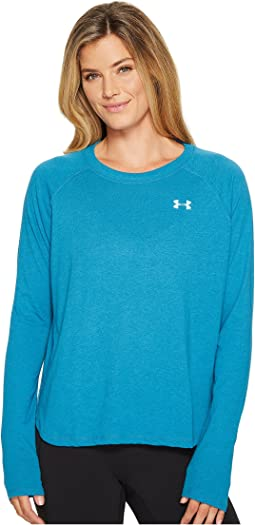 Under Armour Tri-Blend Long Sleeve Solid