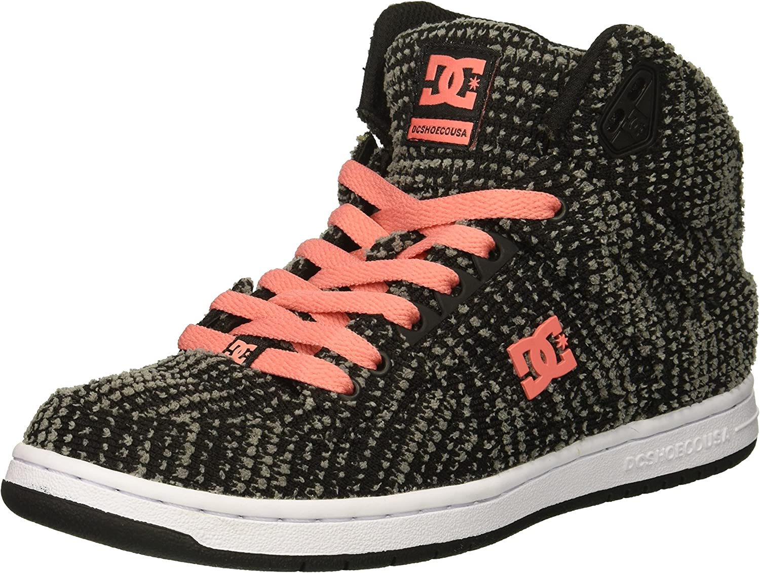 DC Womens ADJS100115 Pure Hightop Tx Se
