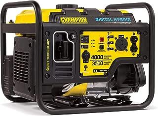 Champion 4000-Watt RV Ready Digital Hybrid Open Frame Inverter with Quiet Technology (Renewed)