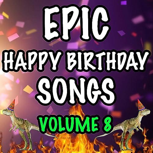 Happy Birthday Herbert Von Epic Happy Birthdays Bei Amazon