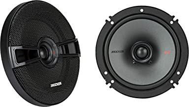 "Kicker 44KSC6504 6.5"" KS Series Coaxial Speaker Set"