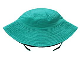 Friendly Manta Rays Reversible Sun Hat (Infant/Toddler/Little Kids)
