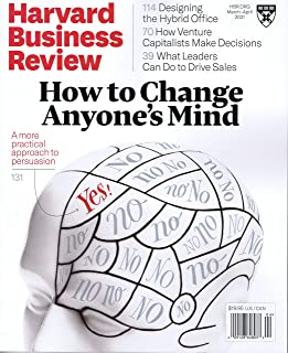 Harvard Business Review [US] March - April 2021 (単号)